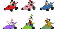 Disney Kart (1 of 5)