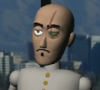 Portal 3D animation