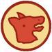 Logo drużyny Rżących Rumaków