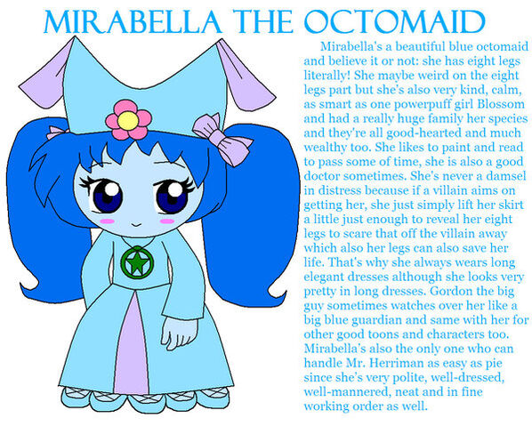 File:Mirabella the Blue Octomaid by dannichangirl.jpg