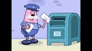 572 Mailman Gets Mail