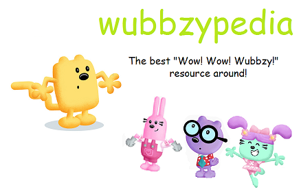 File:Wubbzypedia Official Logo & Slogan.png