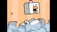 338 Robo-Cluck Falls Apart