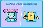 TGMH Character Select Screen