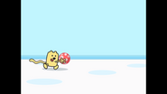 228 Wubbzy Laughing and Running With Ball