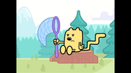 148 Wubbzy Sits On Stump