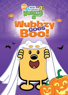 Wubbzy Goes Boo! DVD