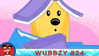 A Little Help - Fredbot Cartoons For Kids (Wow! Wow! Wubbzy!)