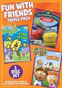 Fun Friends DVD