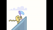 281 Wubbzy Goes Down On His Toes