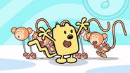 Is it monkey timeQ