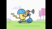 014 Wubbzy Drives By Honking Horn 4