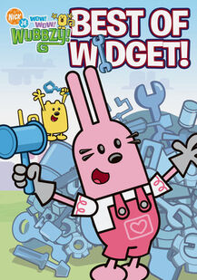 Best of Widget DVD Cover