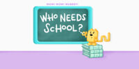 Who Needs School?/Images