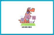 Wubbzy's Silly Speeder Loading Screen