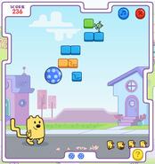 Kickety Kick Ball Bounce Out! Gameplay