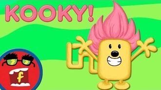 Kooky - Fredbot Cartoons For Kids (Wow! Wow! Wubbzy!)
