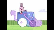 539 Widget Mowing Lawn 3