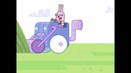 533 Widget Mowing Lawn 2
