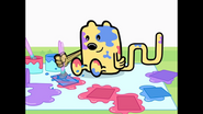 039 Wubbzy Paints Card 3