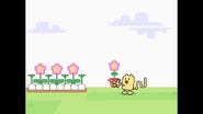098 Wubbzy Holding Flower