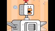 337 Robo-Cluck Malfunctions