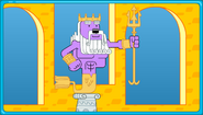 Wubbzy's Underwater Adventure King Triton