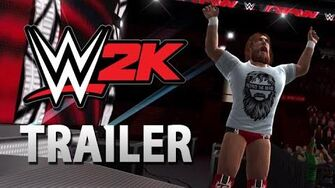 WWE 2K Trailer! New Mobile Game Available NOW!