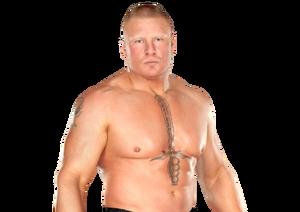 Brock Lesnar pro