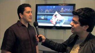 NEW! WWE All Stars Interview Sal DiVita