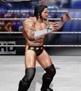 CM Punk alternate attire