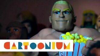 Sheamus - Surround, Pound and Stadium Beating Part 1 - WWE Slam City
