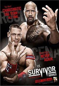 Survivor Series 2011