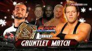Gauntlet Match