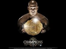 2010 Night of Champions Poster