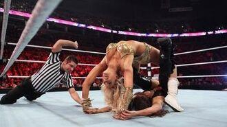 Raw- Kelly Kelly vs