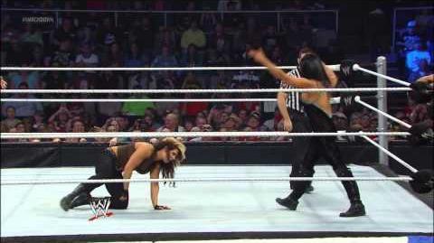 Kaitlyn & Layla vs. Tamina & Aksana SmackDown, Feb