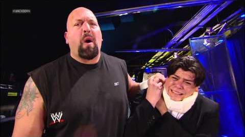 Alberto Del Rio vs. Dolph Ziggler SmackDown, Feb