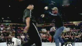 WWE Legends of Wrestlemania- Legends of Wrestlemania Stone Cold vs The Rock Cut Scene
