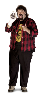 File:Mick Foley Full.png