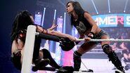 AJ-Lee against Paige
