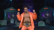 Disco as the WCW Television Champion