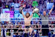 Daniel Bryan at WrestleMania-30