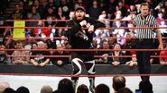 Sami Zayn on Raw