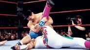 Taka defeated Aguila