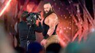 Braun-Strowman on Raw