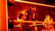 Kane with Bryan entrance