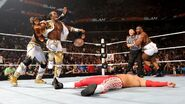 New Day as two-times Tag Team Champion