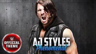 AJ Styles - Phenomenal (Official Theme)