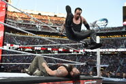 Undertaker facing Bray Wyatt at WrestleMania